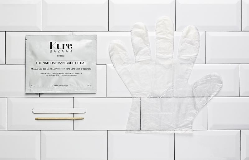 Kure Bazaar The Natural Manicure Ritual Kit