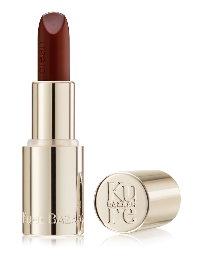 Kure Bazaar Satin lipstick  Sienna + Case