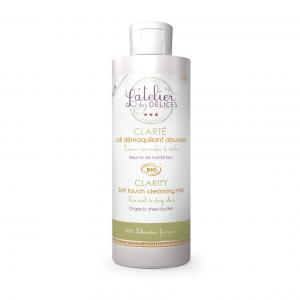 L'Atelier des Délices CLARITY Soft touch Cleansing milk 200 ml