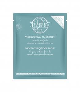 L'Atelier des Délices BIO2SKIN Moisturising fiber mask