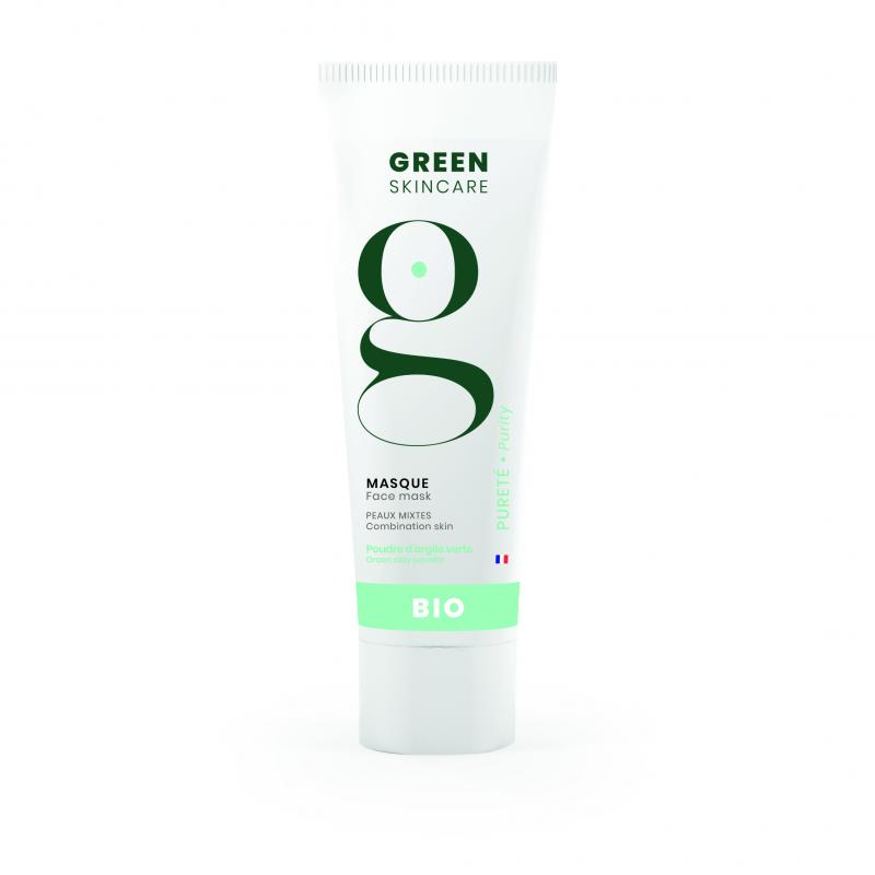 Green Skincare Purity Balancing Face Mask for combination skin 50 ml