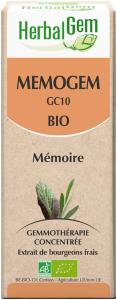 HerbalGem Organic Memogem 50 ml