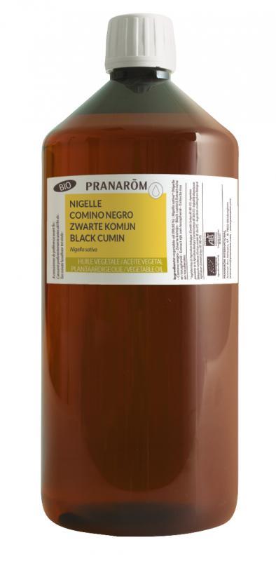 Pranarôm Black Cumin Vegetable Oil Bio 1000 ml