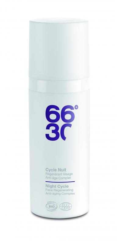 66°30 Night Cycle Anti-aging Regenerating complex 50 ml