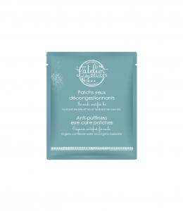 L'Atelier des Délices BIO2SKIN Anti-puffiness eye care patches