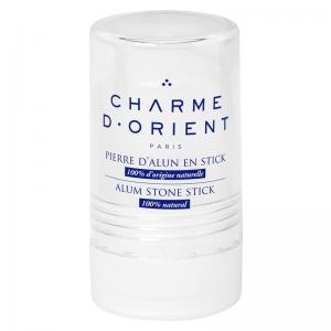 Charme d'Orient Alum stone stick without push up 60 g
