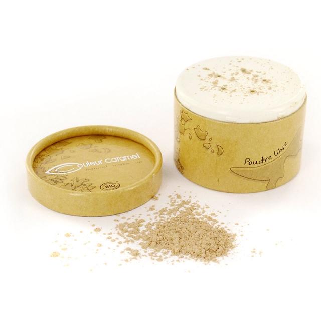Couleur Caramel Free powder n°802 Light beige