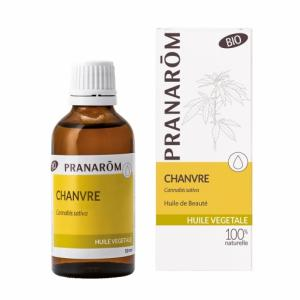 Pranarôm  Hemp vegetable oil (Cannabis sativa) 50 ml