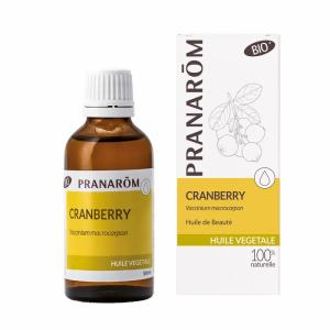 Pranarôm Cranberry vegetable oil (Vaccinium macrocarpon) 50 ml