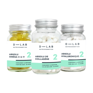 D-LAB nutricosmetics Pure Nutrition
