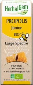 HerbalGem Organic Propolis Junior 15 ml