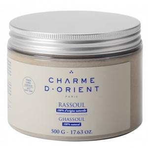 Charme d'Orient Rhassoul Clay 100% natural 500 g