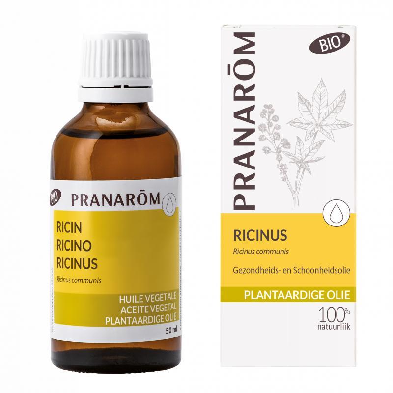 Pranarôm Ricin vegetable oil (Ricinus communis) 50 ml