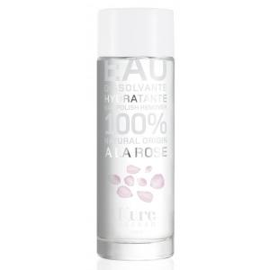Kure Bazaar Nail polish remover à la Rose 100 ml