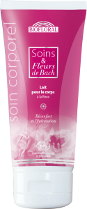 Biofloral Body lotion with Damascus rose and Bach Flowers 200 ml