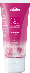Biofloral Shampoo with Damascus rose and Bach Flowers 200 ml