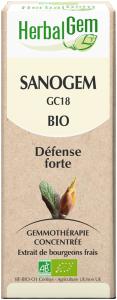 HerbalGem Organic Sanogem 50 ml