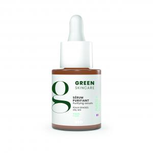 Green Skincare Purity+ Purifying Serum for impure skin 15 ml