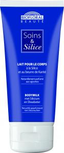 Biofloral Silica-Shea butter Body lotion 200 ml