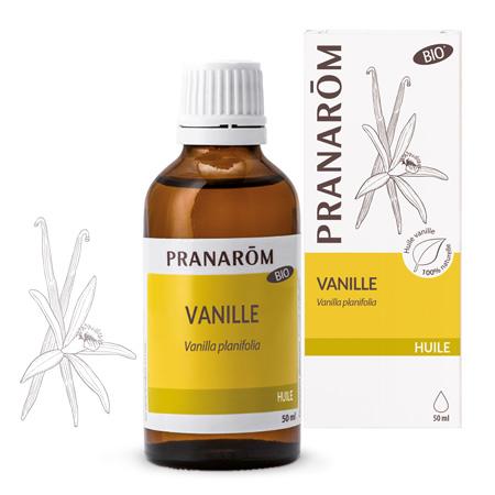 Pranarôm Vanilla oil (Vanilla planifolia) 50ml