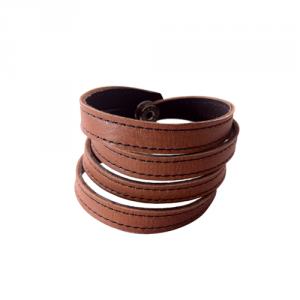 Kero-Läderarmband Nanna natur