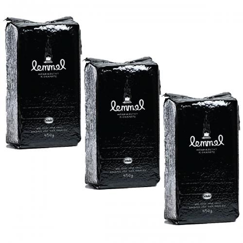 Lemmel- Ekologiskt kokkaffe KRAV