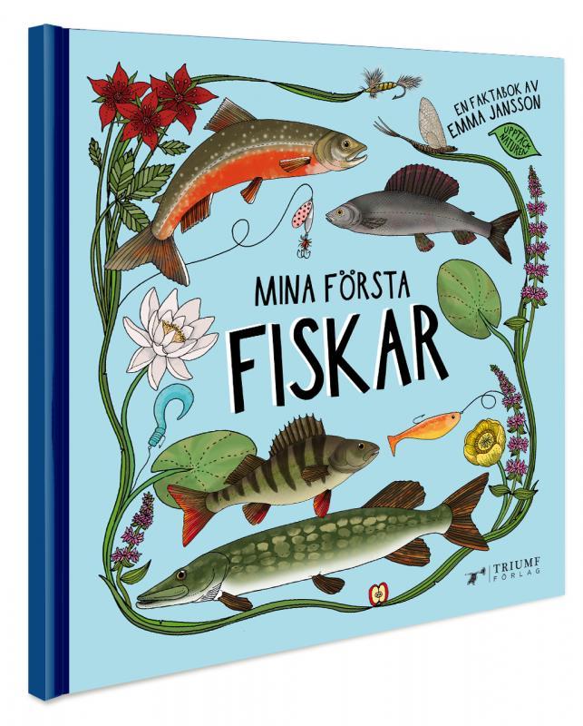 Barnbok Mina första fiskar