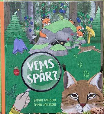 Barnbok- vems spår? av Sarah Watson och Emma Jansson