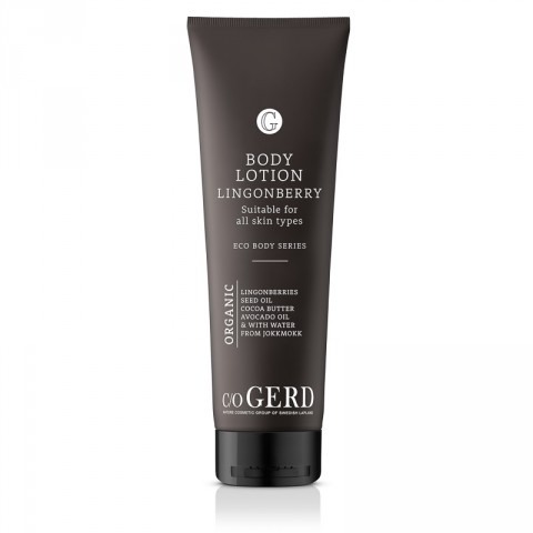 C/O Gerd Body lotion lingon 275 ml