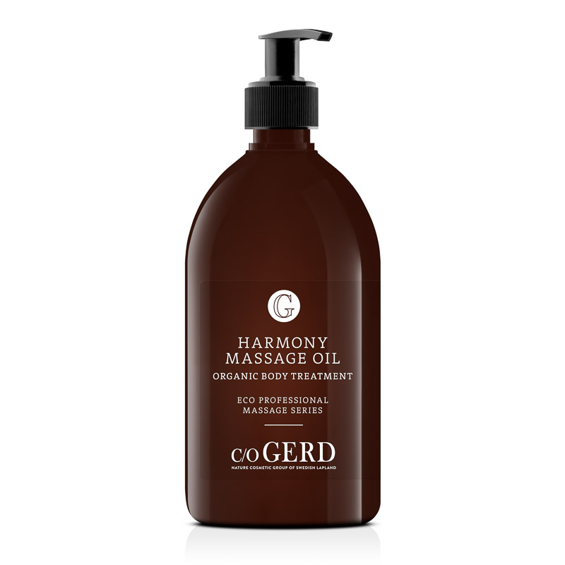 Harmony massage oil 300ml
