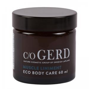 C/O Gerd Muscle liniment 60ml