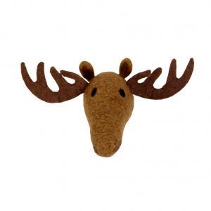 Animal head moose