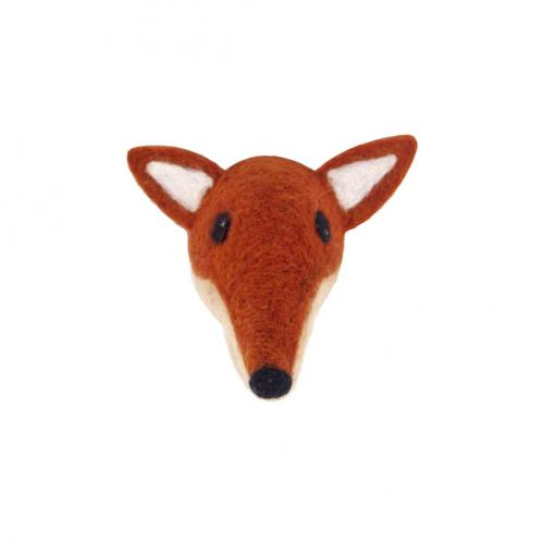 Animal head fox
