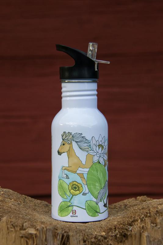 Vattenflaska Vatnalilja