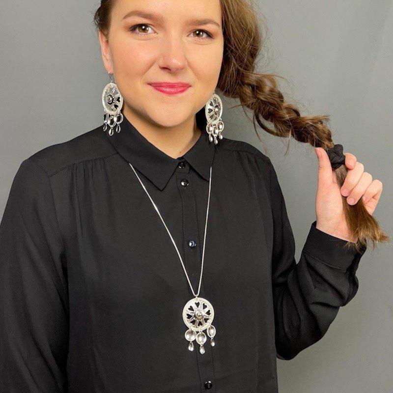 Samiska smycken från Erica Huuva