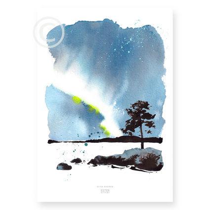 Ester Visual Poster Norrsken