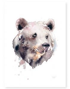 Ester Visual Poster björn