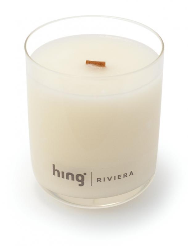 Handgjorda doftljus med härliga dofter