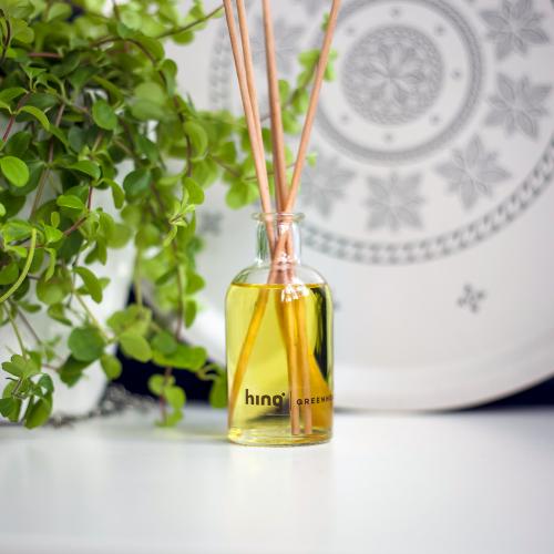 Hing Organics doftpinnar med ekologiska eteriska oljor