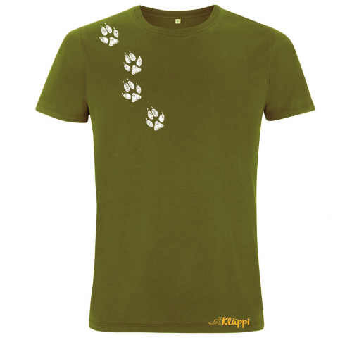 T-shirt spår unisex