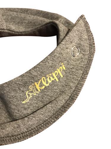 Kläppi Scarf/Dregglis Fjällräv grå