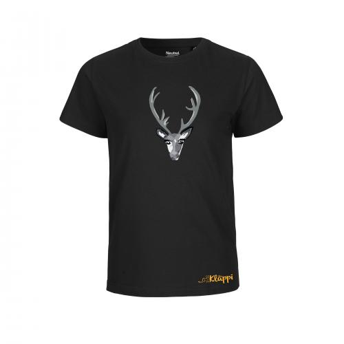 Kläppi T-shirt Ren barn