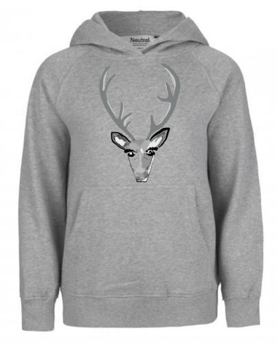 Hoodie Reindeer BARN