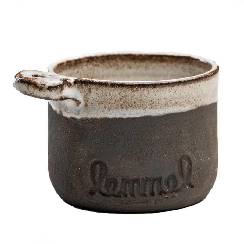 Handgjord keramik kåsa Al från Lemmelkaffe inte sova bara kaffe