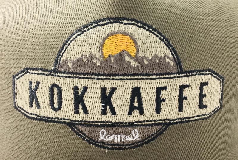 Lemmel- grön Kokkaffekeps- brodyr