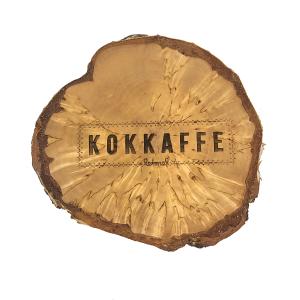 Lemmel underlägg för kaffepanna