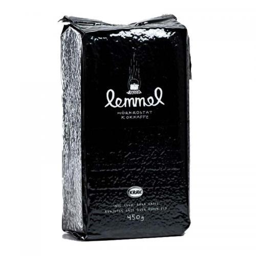 Lemmelkaffe- Ekologiskt mörkrostat kokkaffe krav