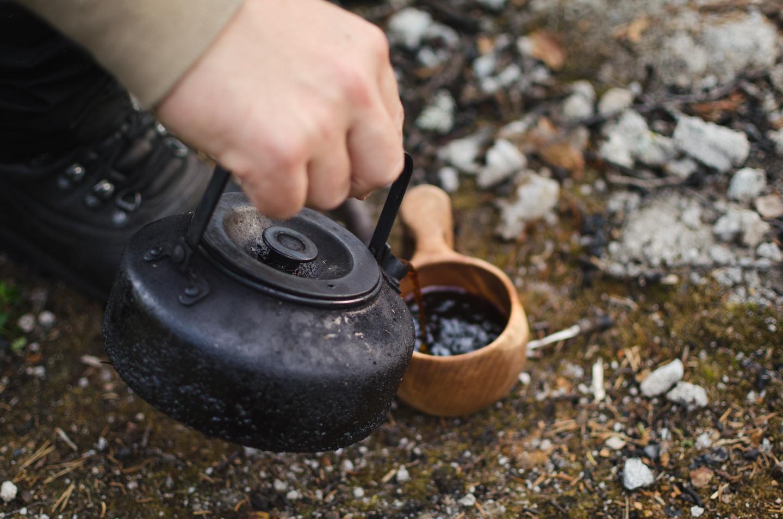 Lemmelkaffe- ekologiskt kokkaffe