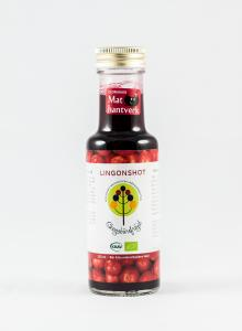 Lingonshot 125 ml