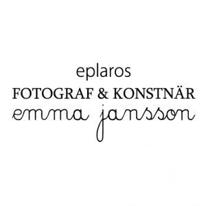 Logga- Eplaros- Emma Jansson Konstnär och fotograf